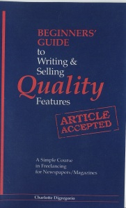 Beginners' Guide to Writing & Selling Quality Features